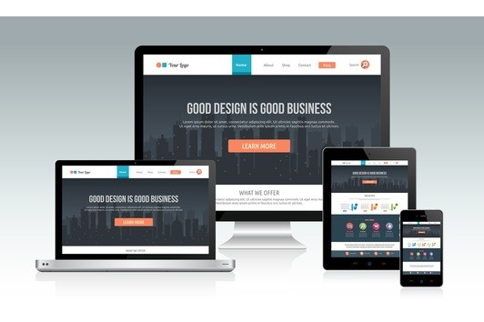 New Premium Responsive Websites Now Available